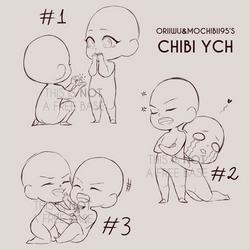Collab YCH | OPEN by Oriiwu