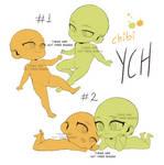 Chibi YCH   CLOSED