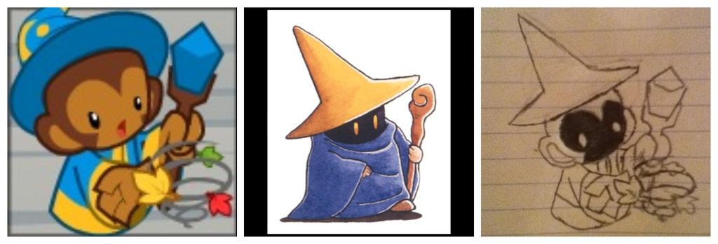 Btd5 wizard ff black mage mage apprentice by marioandluigi97 on