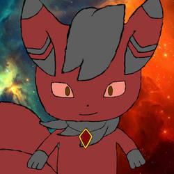 New Profile Pic - Meowstic Pokesona (Defunct)
