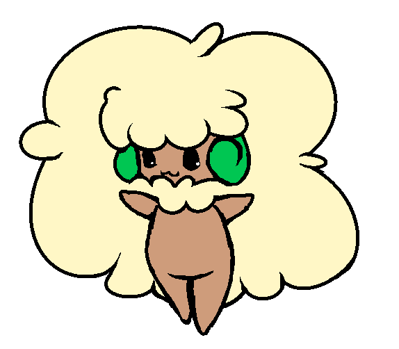 Dancing Whimsicott by CoaCoaIcing