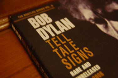 Bob Dylan - 1 by deviantbipin