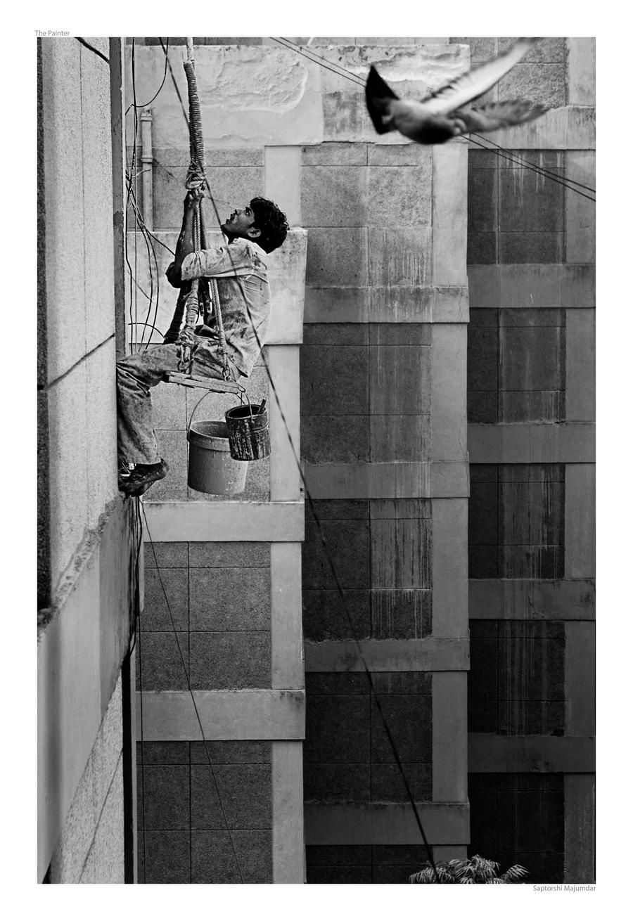 The Painter by derozio
