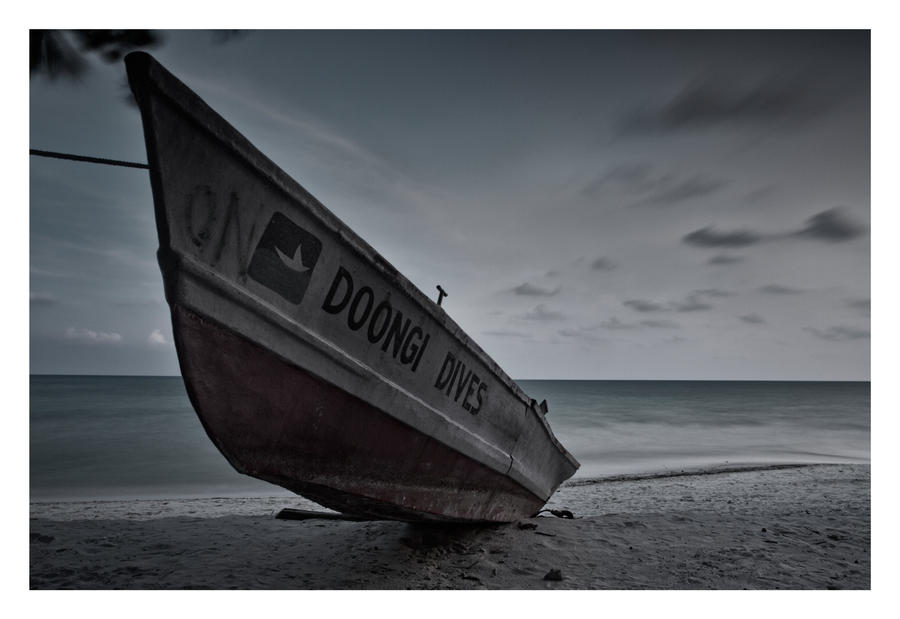 Marooned 2 by derozio