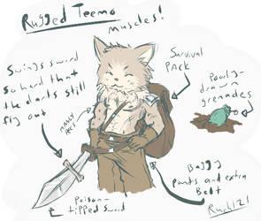 Rugged Teemo