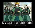 Kyoshi Warriors Motivator