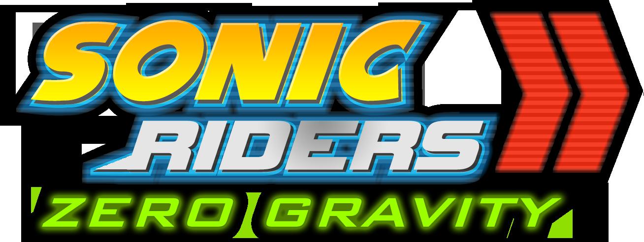SonicRidersZG Logo (recreation) by DanteTheGamer by DanteTheGamerSG