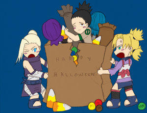 Halloween '06 WINNER by NarutoXOXO