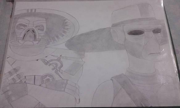 Star Wars The Clone Wars~Cad Bane - Embo (2)