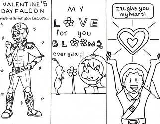 Happy Valentine's Day from the Runaway Guys by ThatOneNPC