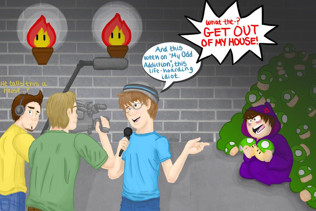 Nintendocaprisun lucahjin dating