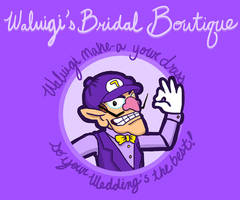 For the best WAAding ever, call Waluigi!