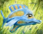 Pharaoh fish