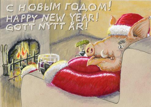 Happy New 2019 Year!