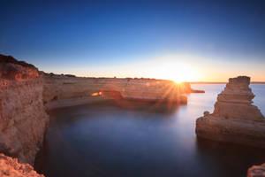 Sunrise Algarve by FrlMahlzeit