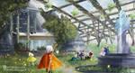 The Garden by MirrorglassArts