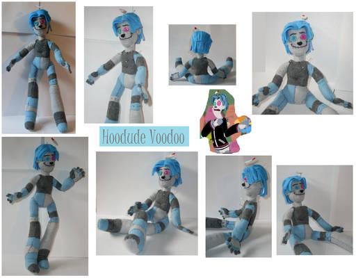 Hoodude Voodoo Custom Doll