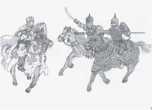 Heavy Turkish Cavalry
