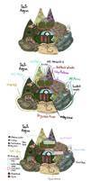 Fake Pokemon Region: Tecto Region