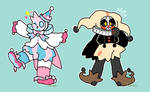 Pokemon Clowns