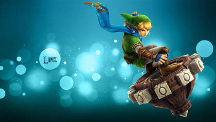 Link Wallpaper 2 by BlueKissu