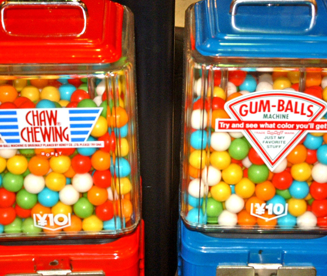 Bubble Gum by kathycool
