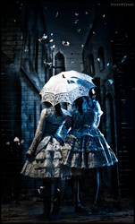 Blue Girls - Lolita Fantasies by VonWong