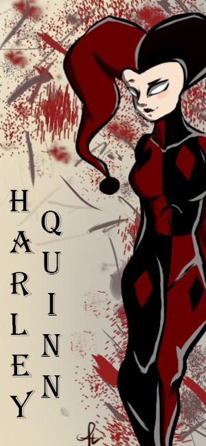Harley Quinn by ApriLexi