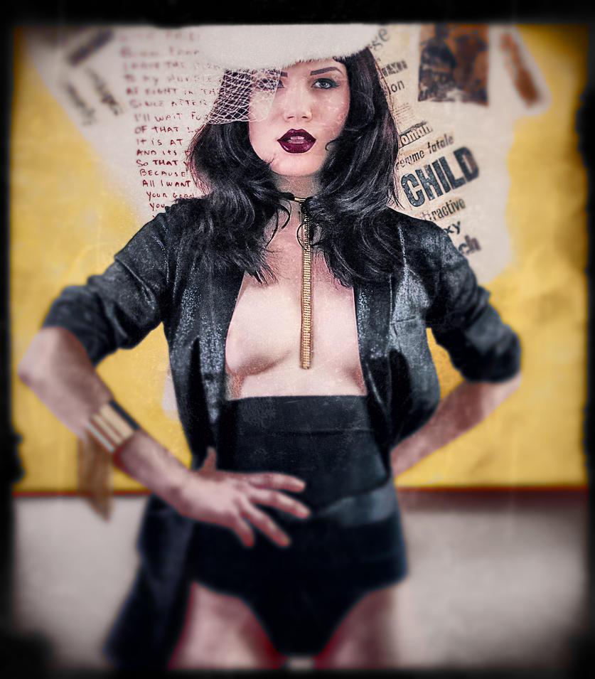 The Spy Queene Of The Apocalypse by photonutz