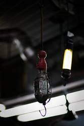 garage lamp by Rizomes