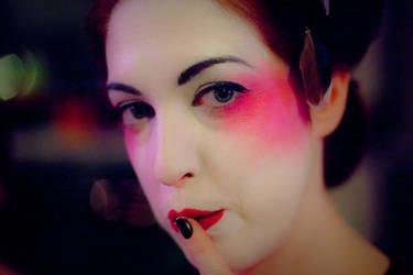 Geisha by Rizomes