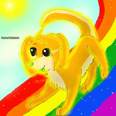 Gift Art for Ukki-Sprinkles by SunnyCatSplash