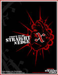 .PROUD TO BE STRAIGHT EDGE.
