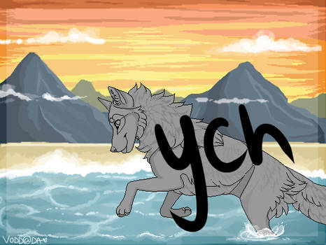 YCH Auction - Closed!