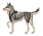 Wolf adopt - OPEN (points)