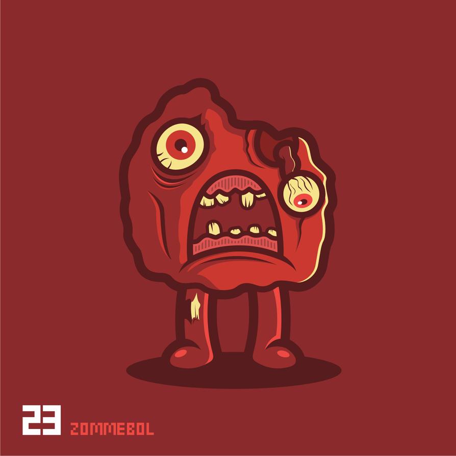 #23 Zommebol by FailureTalent