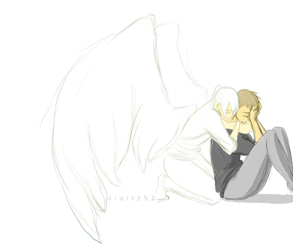 Guardian Angel by diaitz52