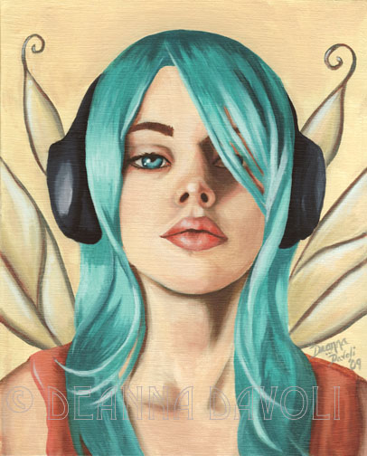 Faerie Funk 2 by deanna23