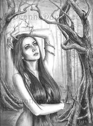 Ancient Dryad by deanna23