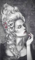 Marie Antoinette: Let Them Eat Blood by deanna23