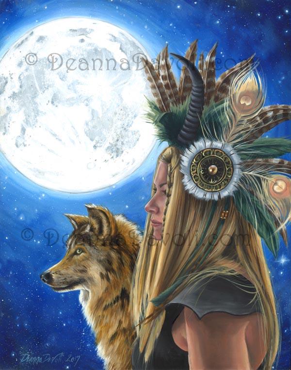 Moon Song by deanna23