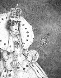 White Queen by deanna23