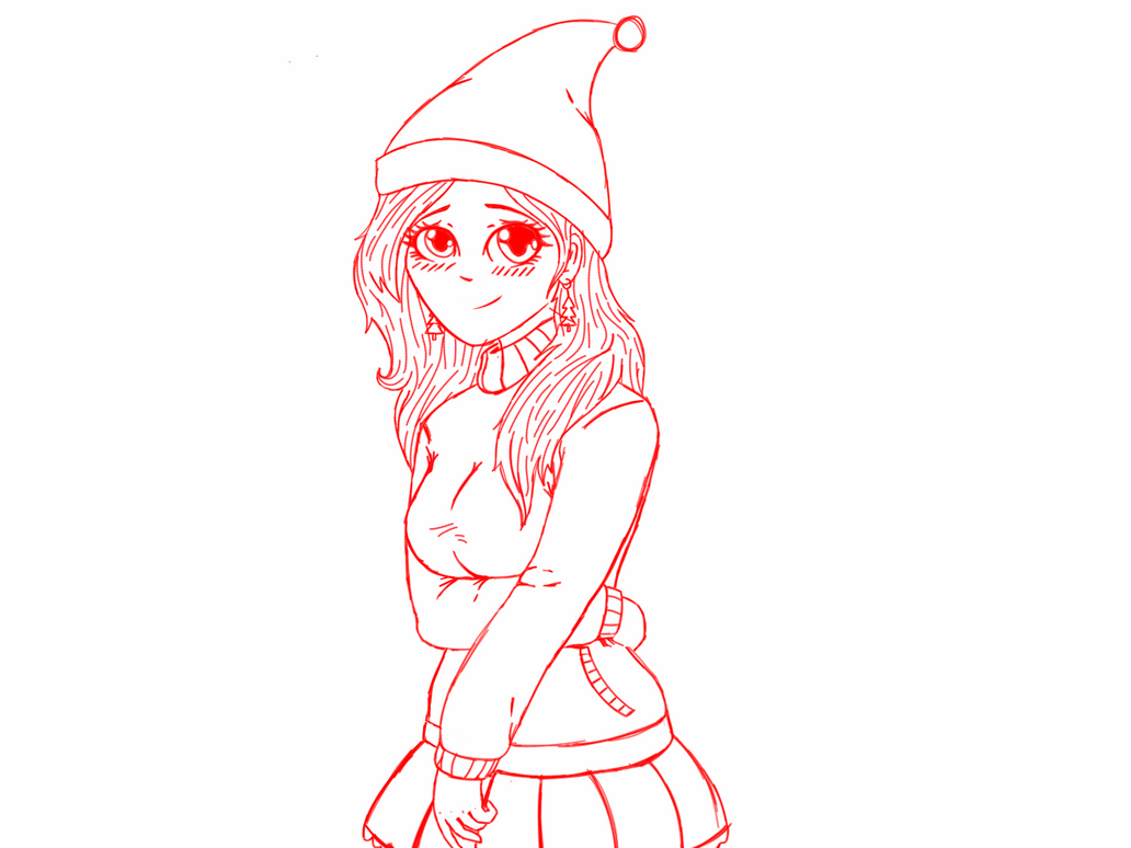 Fluttershy  - special Christmas (coming soon) by beytret