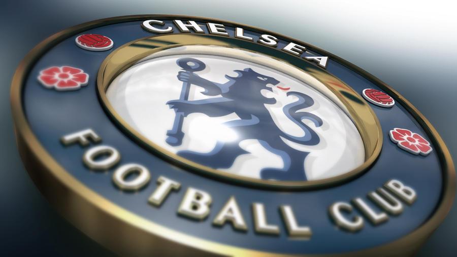 Chelsea 3D Logo