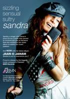 Sandra BMN Flyer by aash