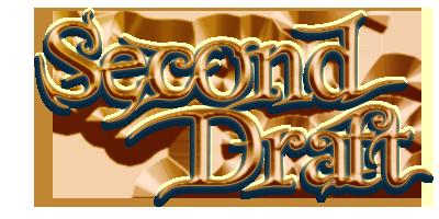 Second Draft Logo by Venomouswolf
