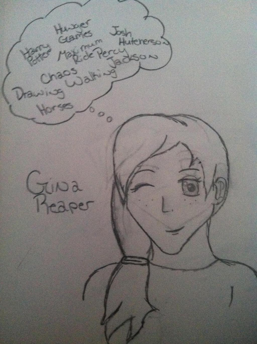GinaReaper's Profile Picture