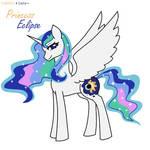 pony fusion: Celestia and Luna