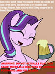 New Brony Drinking Game