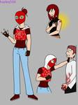 Spider-MJ: Origin by hayley566